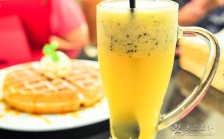 百香果汁 - 芒果酸奶屋