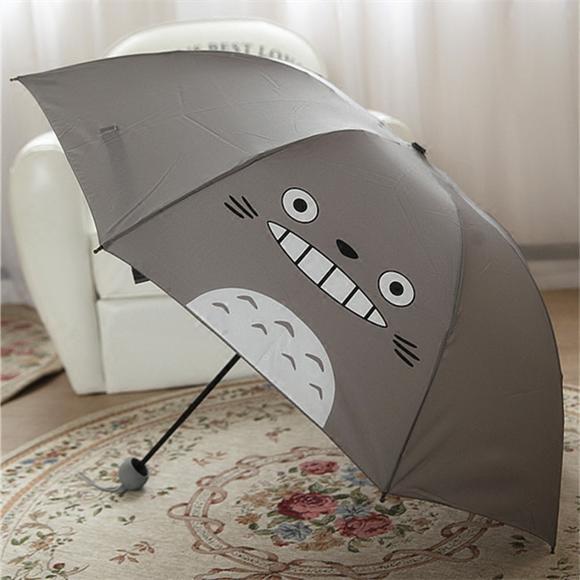 卡通动物系列雨伞