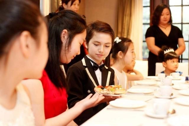 【贵族体验】7/30,英式下午茶礼仪培训营!小胡子西餐厅 芝麻街drama图片