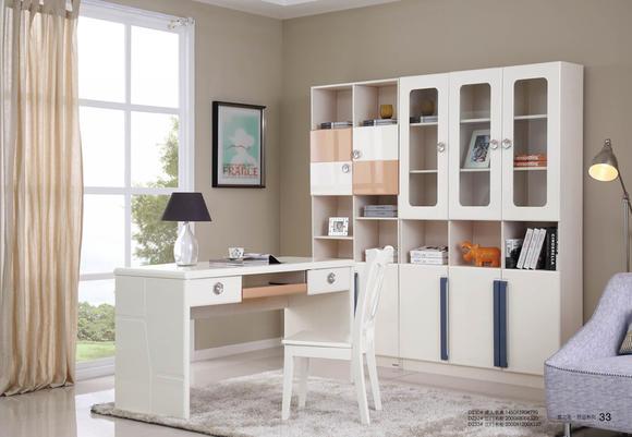 d232二门书柜 - 喜之岛家具