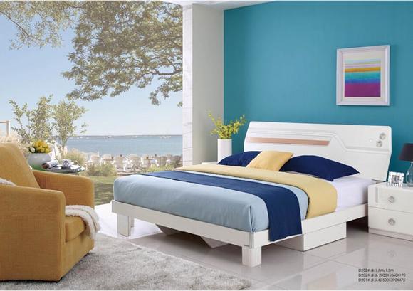 d202床 - 喜之岛家具