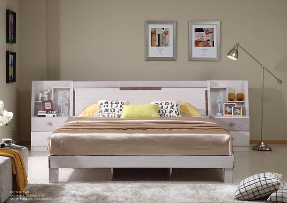 6k01床 - 喜之岛家具