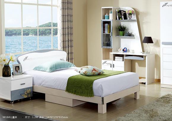 儿童普箱床 - 喜之岛家具