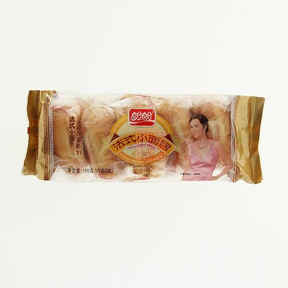 盼盼法式小面包100g图片
