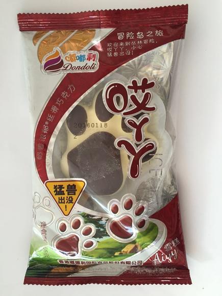 哎丫丫 产品类型:混合雪糕 净 含 量:66g/只 规  格:30只/箱 零度冰坊