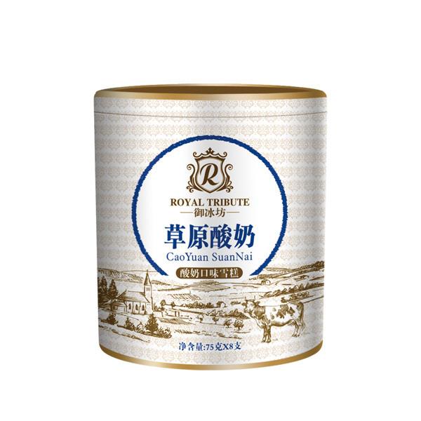 御冰坊 竹筒香棕&草原酸奶雪糕