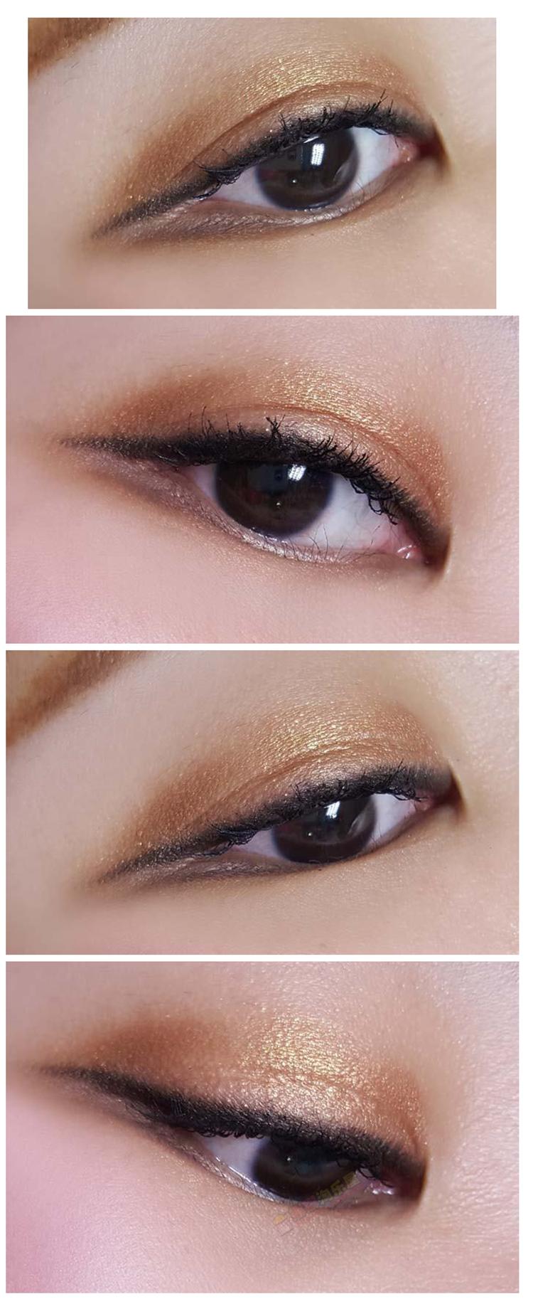 眼影使用方法步骤