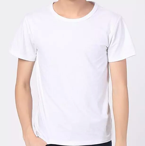 儿童装 圆领白t-shirt