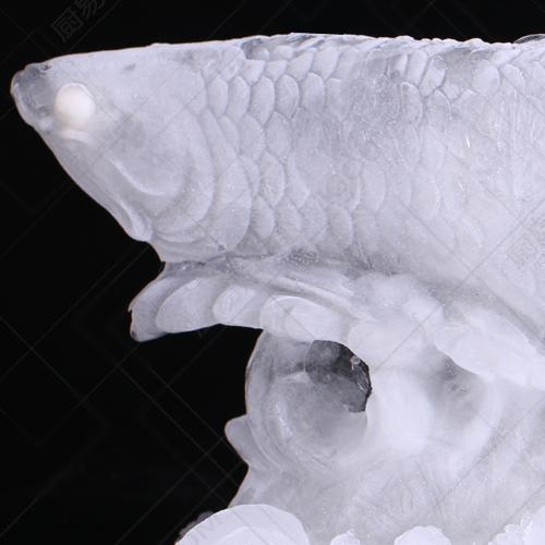 冰雕模具 金龙鱼 刺身冰雕 琼脂雕 大型冰雕模具