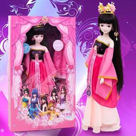 【包邮】60cm 正版叶罗丽娃娃仙子正品芭比洋娃娃夜萝莉精灵梦女孩图片