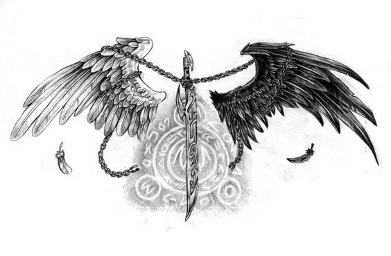 天使纹身 价格面议