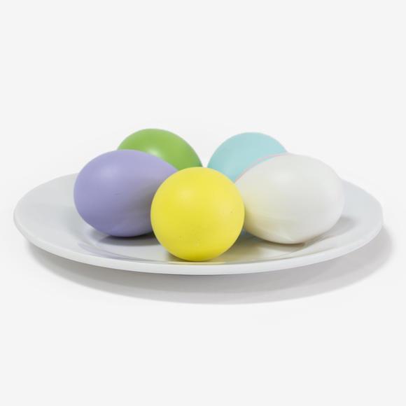 黄小艺仿真彩色鸡蛋壳幼儿园儿童diy绘画装饰挂饰端午
