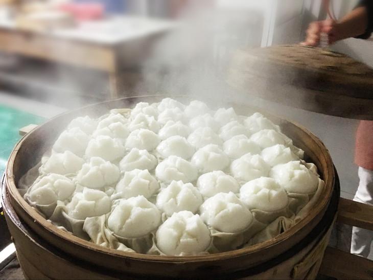 米馒头_象山开花米馒头 冷着吃也超q弹不甜腻 非物质文化遗产