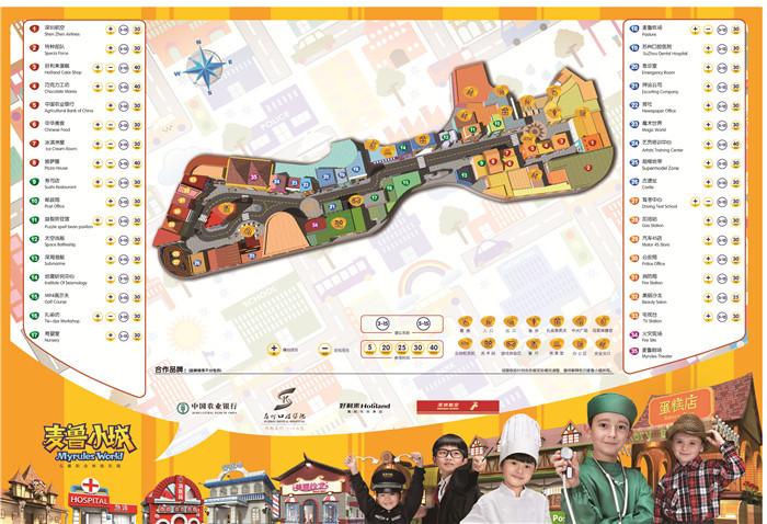 【妈网期末游】01/27 苏州麦鲁小城—让宝贝们体验不同职业的乐趣!
