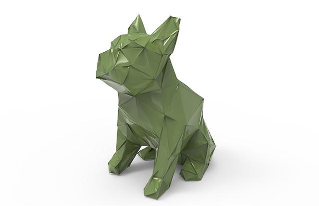 树脂 贾晓鸥 1981年出生于内蒙古赤峰 2006年毕业于中央美术学院雕塑