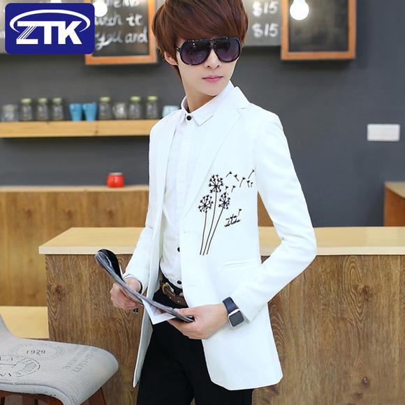 男士v领秊(hzx���_青少年男士风衣男冬季中长款男装加绒外套韩版学生帅气修身型披风