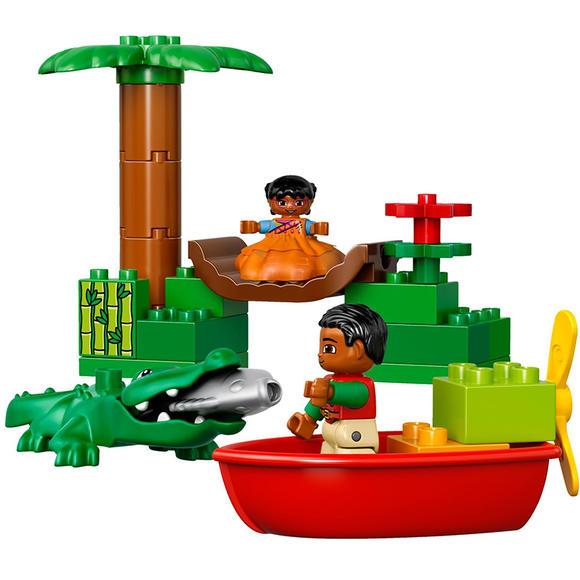 (待租)乐高得宝丛林动物 大颗粒积木玩具(大玩具)