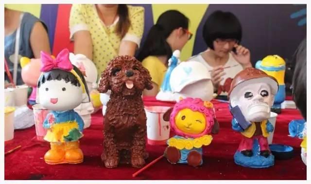 儿童彩陶制作步骤图