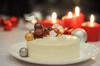 圣诞款白巧克力覆盆子慕斯蛋糕WHITE CHOCOLATE RASPBERRY MOUSSE CAKE  商品缩略图0