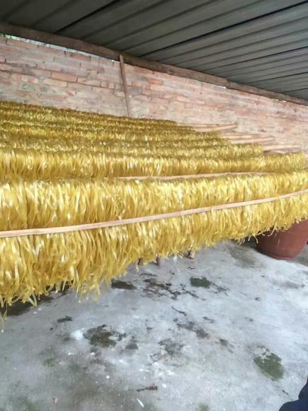 农家纯手工制作红薯粉
