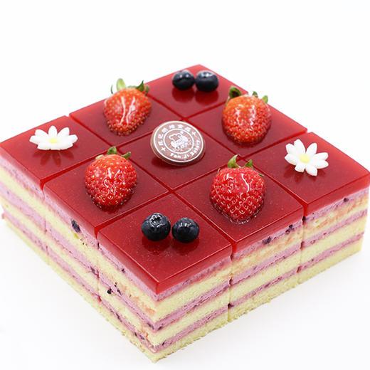 浓情蜜意-慕斯蛋糕 商品图0