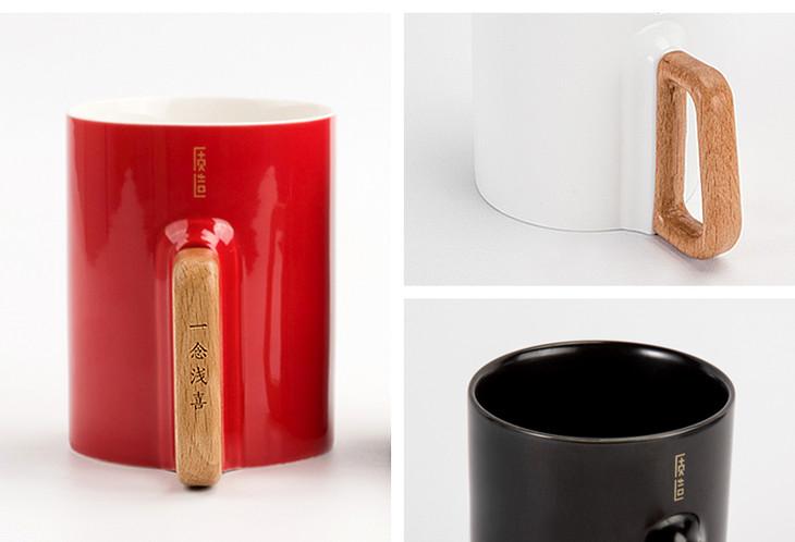 质造执杯 独家专享定制,榫卯结构陶瓷对杯,做彼此的