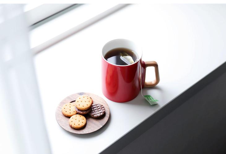 质造执杯|独家专享定制,榫卯结构陶瓷对杯,做彼此的