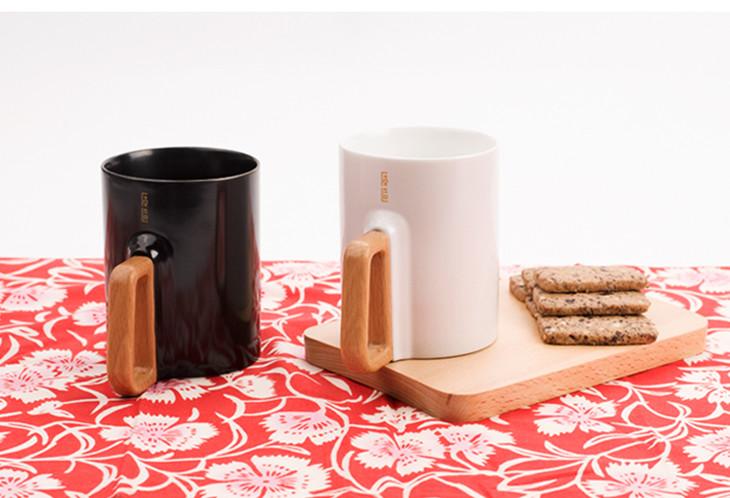 质造执杯 | 独家专享定制,榫卯结构陶瓷对杯,做彼此的
