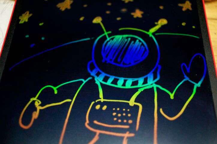 boogieboard儿童电子手绘板scribble手写板液晶小黑板