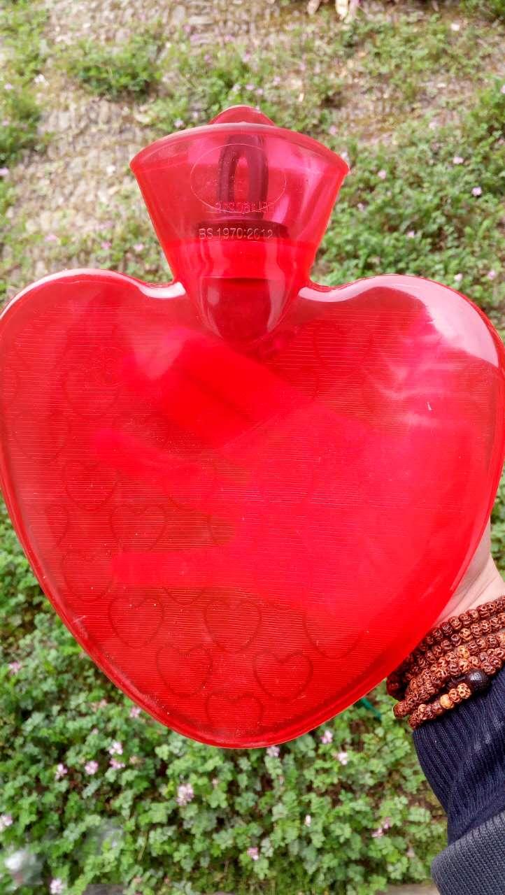 心形热水袋 商品图2