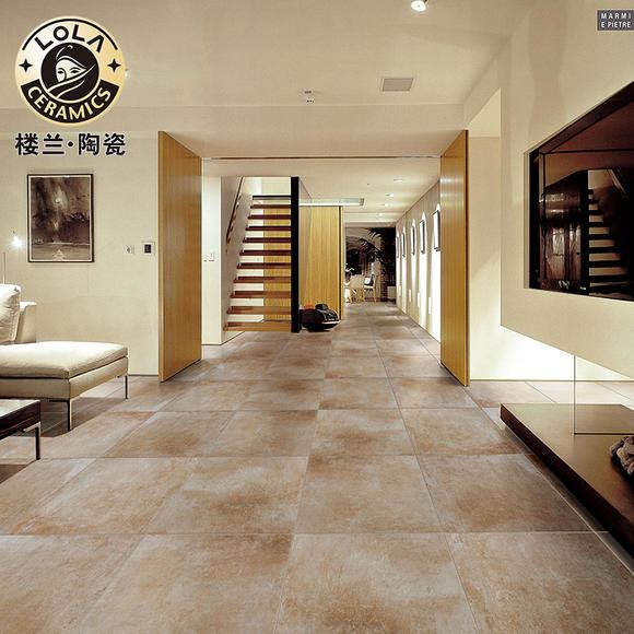 楼兰陶瓷 瓷砖地板砖 仿古砖 客厅,餐厅,卧室 欧式,复古 600x600 哥特