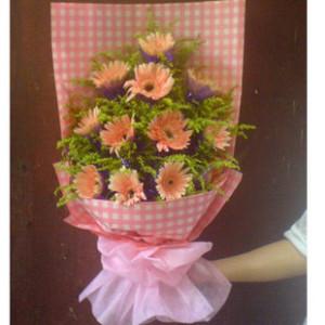 12支太阳花花束
