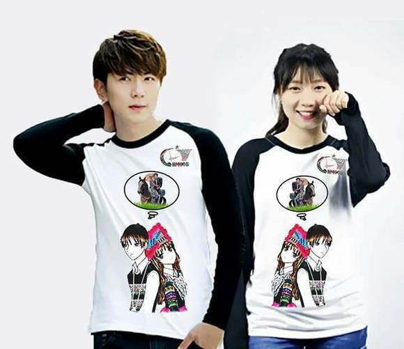 泰国全新苗族服装夏季衬衫