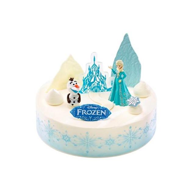 巴黎贝甜 ∣ 冰雪奇缘儿童蛋糕