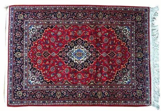 商品详情 波斯传统花纹地毯 ⊙ 编号:spers119 ⊙材质&工艺:100%羊毛