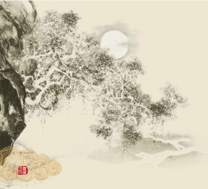 2,月儿高 3,雨霖铃 4,彝族舞曲 5,倒垂帘 6,筝箫吟 7,小河淌水图片