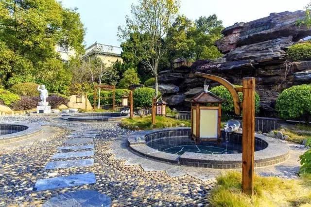 庐山脚下隐居山林,88元享受轻奢五星级温泉酒店!图片