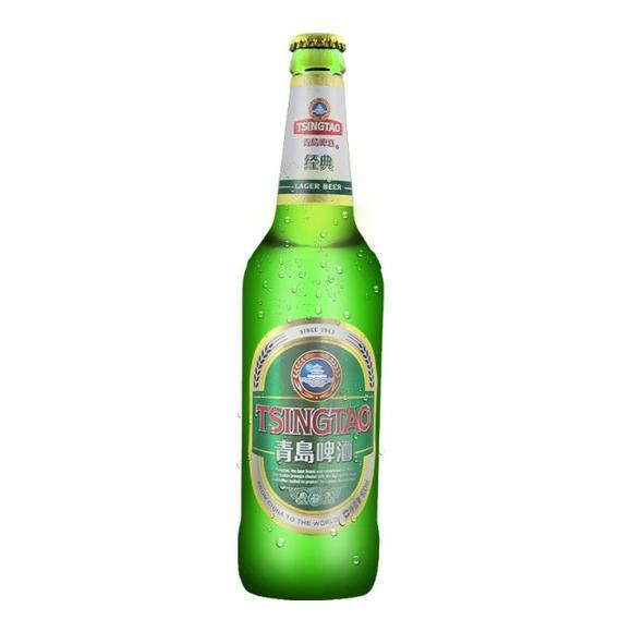 青岛啤酒经典1903老青岛600ml