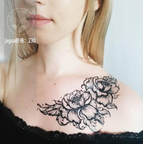 海娜预约定金 - xtattoo海娜手绘纹身