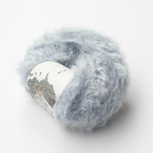 【编织人生.琅琊】高端人造皮草手编毛线围巾线日牌同款毛线 商品图3