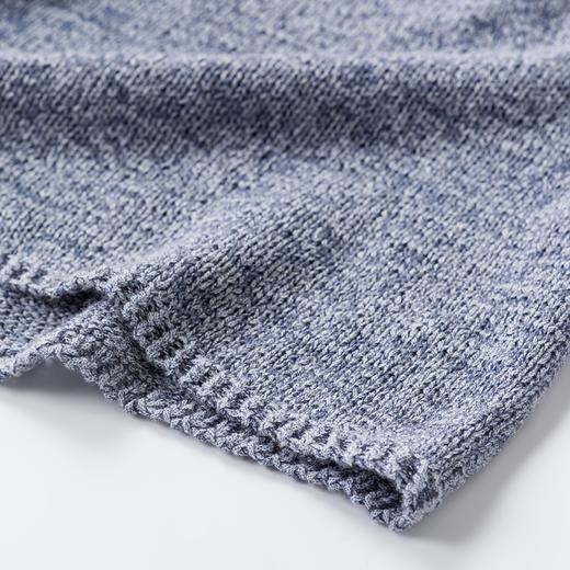 云团织8 知夏棉麻线短袖衫衣服 棒针手工编织diy毛线材料包送教程 商品图2