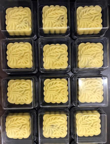 纯手工制作绿豆冰糕