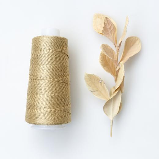 【编织人生云帛真丝】100%Silk桑蚕丝蕾丝线 50克/团 手工编织钩针毛线细线 商品图1