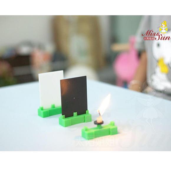 小孔成像 科技制作diy自制材料手工科学实验礼物套装