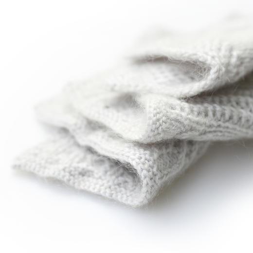 【云侣】编织人生羊毛蕾丝线细线  40克/团 可搭配云马马海毛编织衣服围巾 商品图3