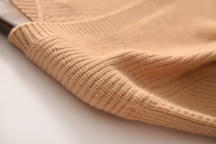 棒针席子花的编织图解