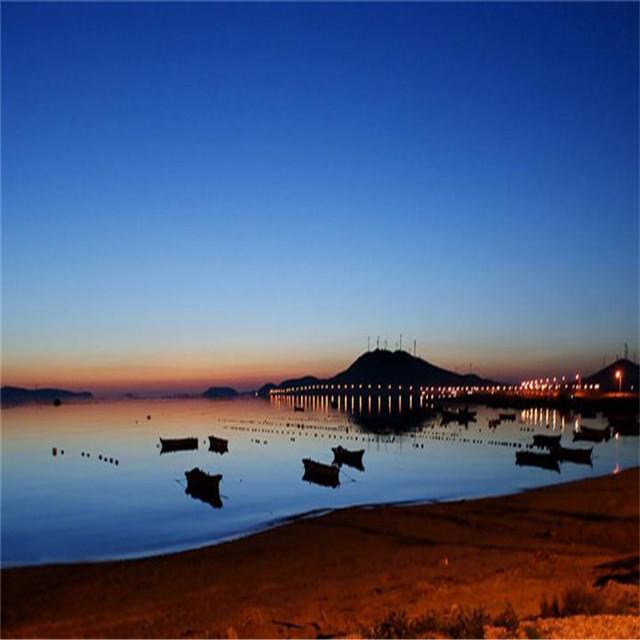 """4晚-7号 山东-蓬莱长岛-""""神奇海岛游-万鸟岛-月亮湾3天海岛浪漫之旅!"""