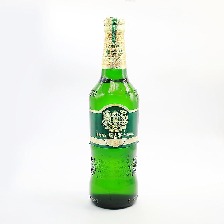 青岛啤酒奥古特瓶480ml