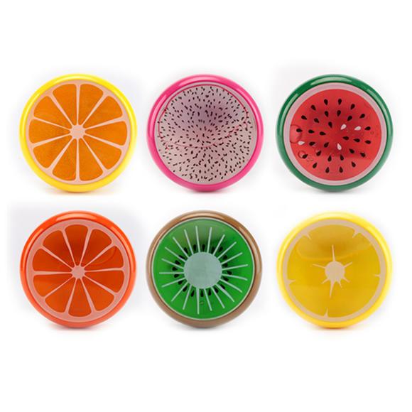创意水晶泥 6色水果款彩泥