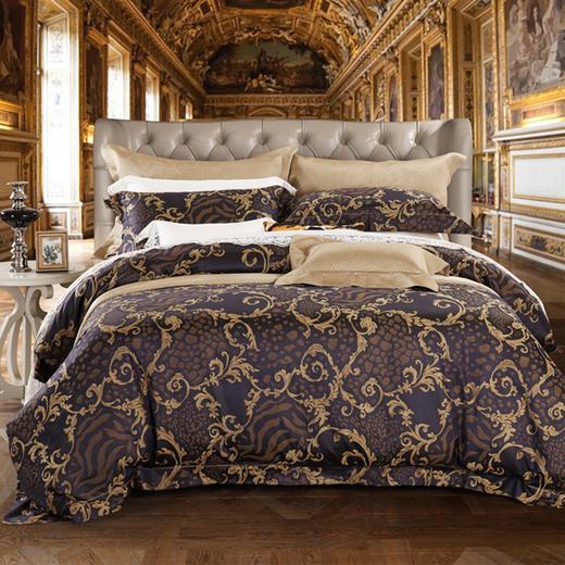 意大利进口床单四件套-波旁王朝 商品图0